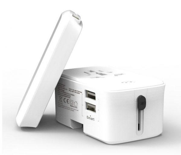 multi travel adapter