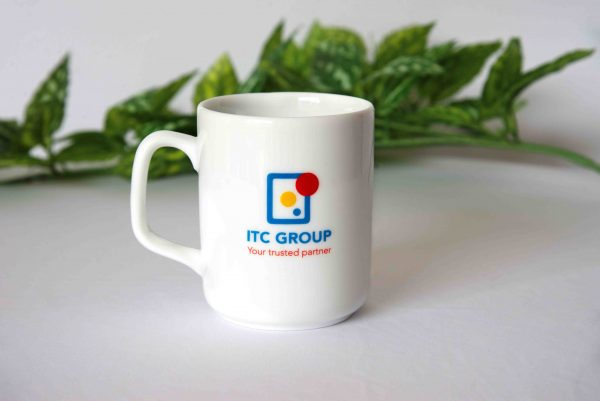 ly sứ trắng ITC group