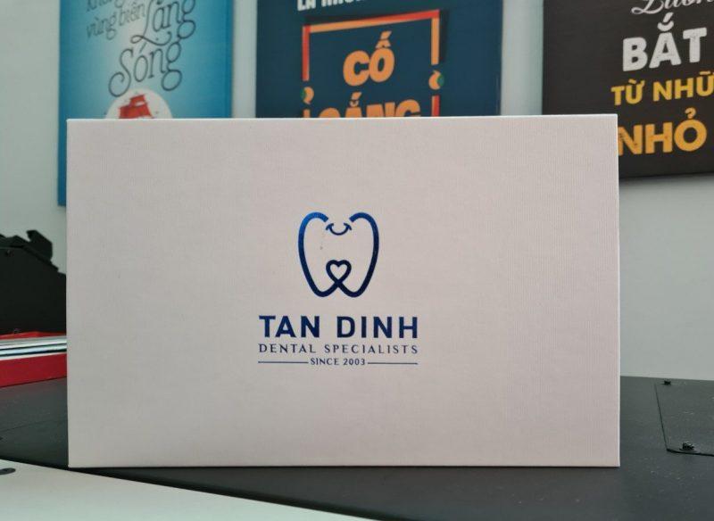 hộp quà tặng nha khoa