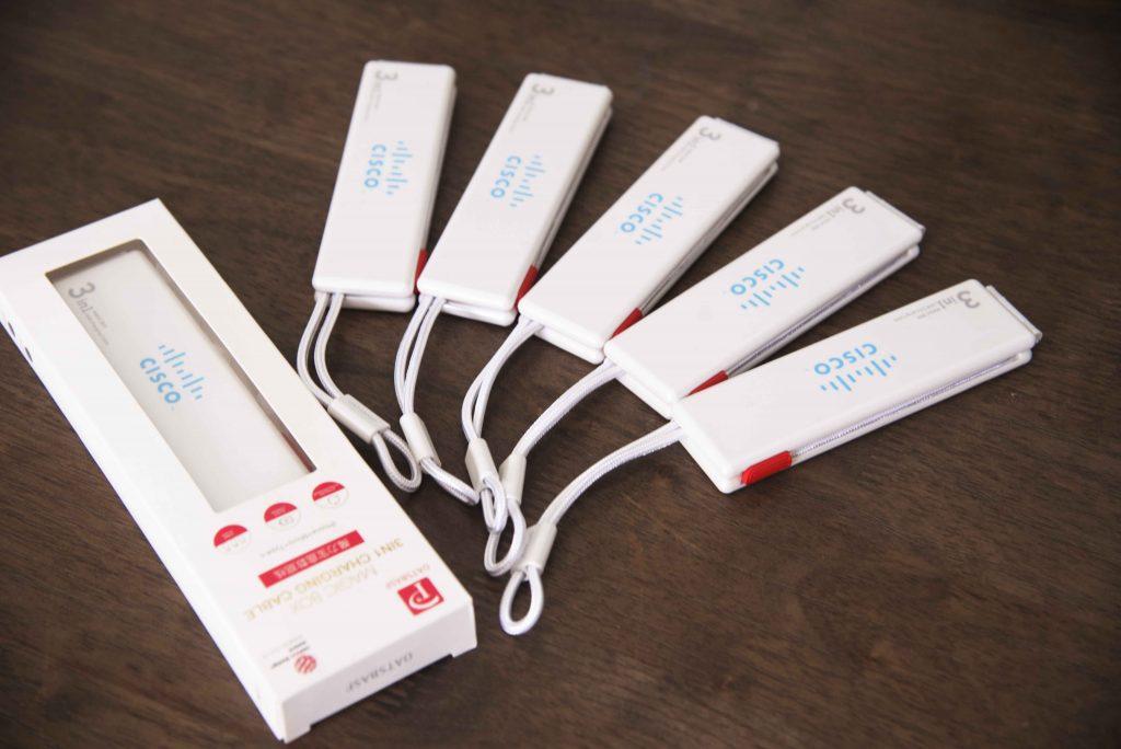 quà tặng công nghệ - cáp sạc đa năng magic box